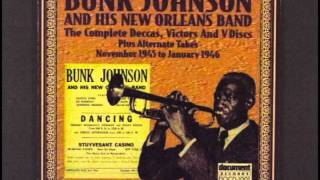 Bunk Johnson - Just a Closer Walk With Thee