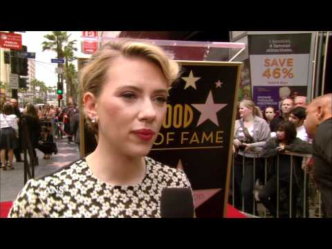 Scarlett Johansson interview: 'I would way rather not have middle ...