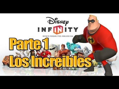 Disney Infinity - Parte 1 Los Increibles - Español