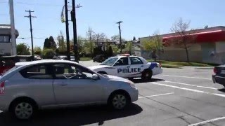 Vancouver Police Responding Code 3