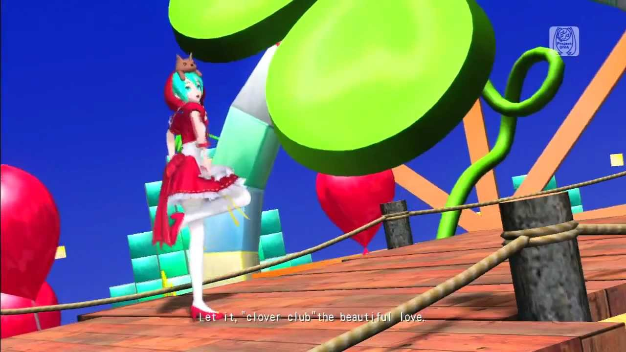 Clover Club ~ Project DIVA Dreamy Theater 2nd HD - YouTube