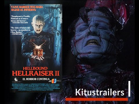Hellraiser 2 Trailer (español) video