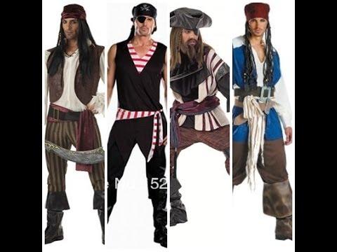 Disfraz Casero de Pirata ☆disfraz de Pirata Hombre☆