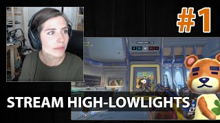 Soe Stream (High-Lowlights) #1 mystery heroes, quarantine hair and animal crossing real talk.