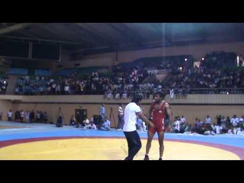 y 14 Olympian Yogeshwar Dutt vs Amit Dhankad