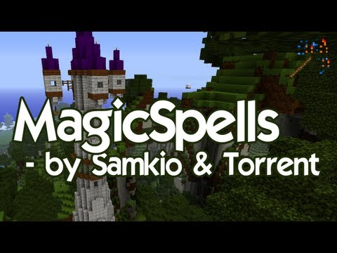 Plugin Showcase - MagicSpells - WoopaGaming
