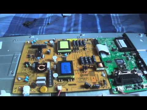 Led Tv Sound No Picutre Repair