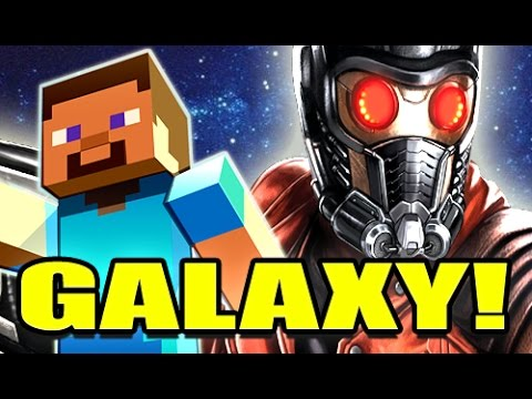 MINECRAFT GALAXY EXPLORATION! - Gmod Minecraft In Space Mod (Garry's Mod)