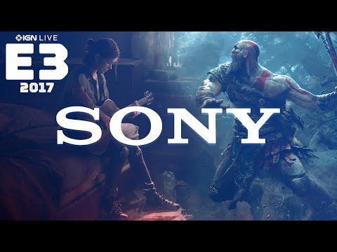 FULL Sony Press Conference - E3 2017