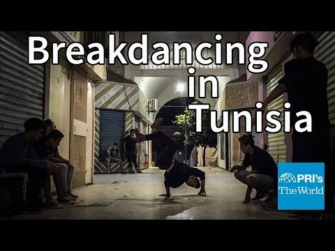 These four b-boys are Tunisia's best breakdancers | The World