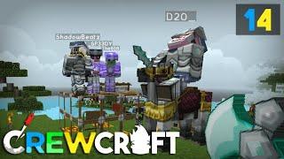 Crewcraft Minecraft Server :: Many Peeps! E14