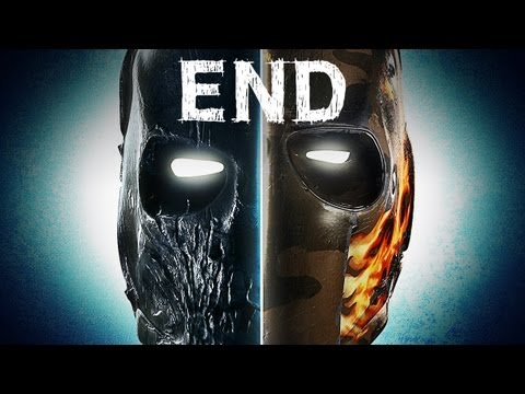 Army of Two The Devil's Cartel Ending / Final Boss - Gameplay Walkthrough Part 15