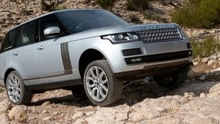 ► 2013 Range Rover - OFFROAD [HD]