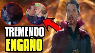 ¡Fuimos timados! Infinity War revela escena que NO es de Avengers 4 + nuevos spots