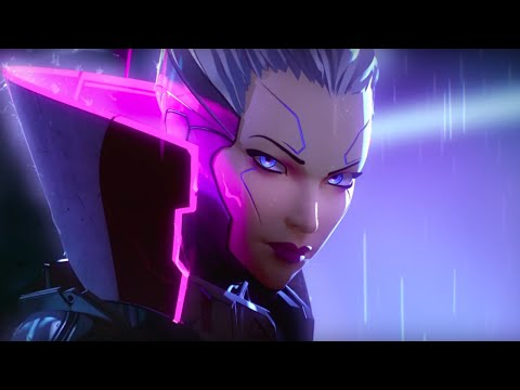 League of Legends Official Project Hunters 2017 Animated Trailer