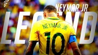 Neymar Jr. - Brazil Legend - Amazing Dribbling/Skills/Goals/Passing! | 4K