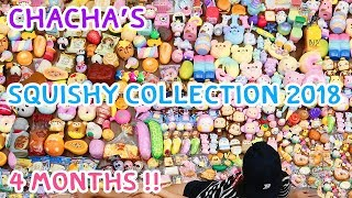 OMG !! MY ULTIMATE SQUISHY COLLECTION 2018 !!! (THAI)