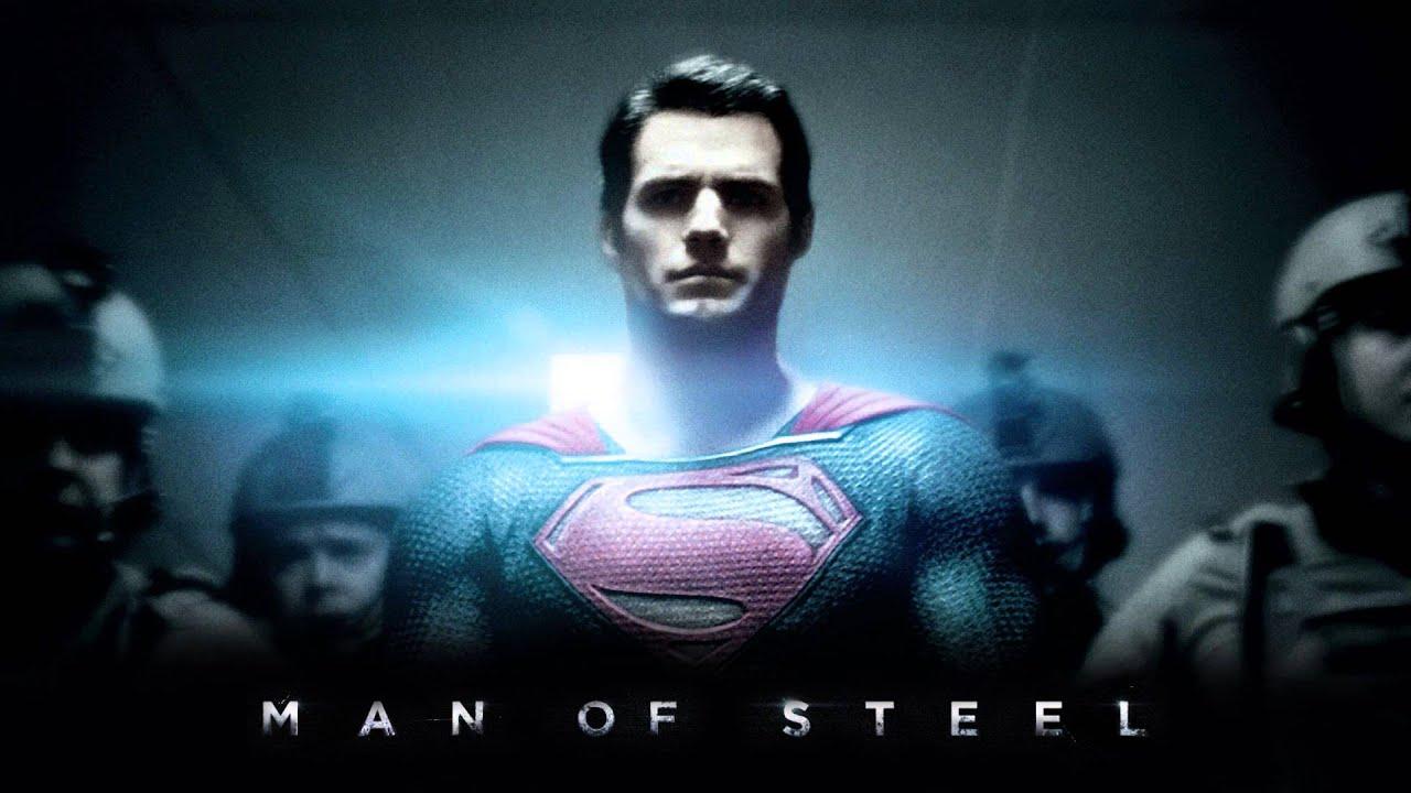 Man of steel hd wallpaper