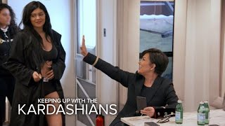 KUWTK | Kylie Jenner Feels Insecure About Her Post-Baby Body | E!