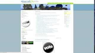 Minecraft CityVille Tutorials A-Z