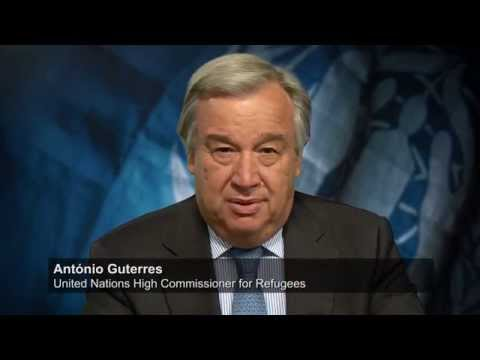 UN High Commissioner Video Message on World Humanitarian Day