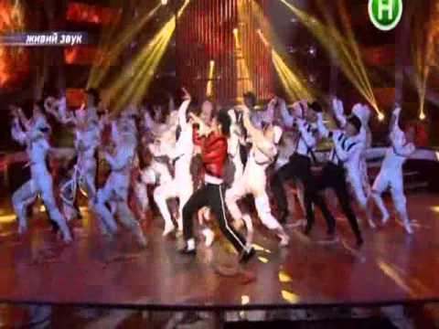 Тимур Родрігез - Michael Jackson (ШОУМАSТГОУОН )