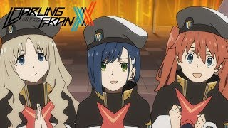 The City | DARLING in the FRANXX