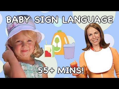 Baby Sign Language | Baby Songs | BabySongsTV.com
