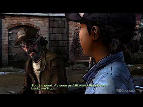 The Walking Dead Season 2 Episode 4 Full Walkthrough [1080p HD] - No Commentary