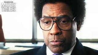 New Trailer: Denzel Washington Is 'Roman J Israel, Esq '
