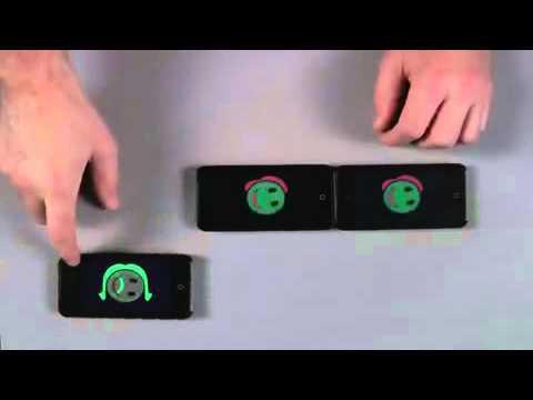 Tuyệt vời màn ảo thuật bằng điện thoại iPod - YuMe.flv