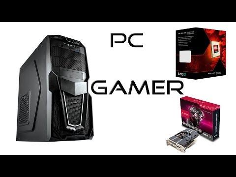Montaje pc gamer 2014: amd am3 plus 8 nucleos