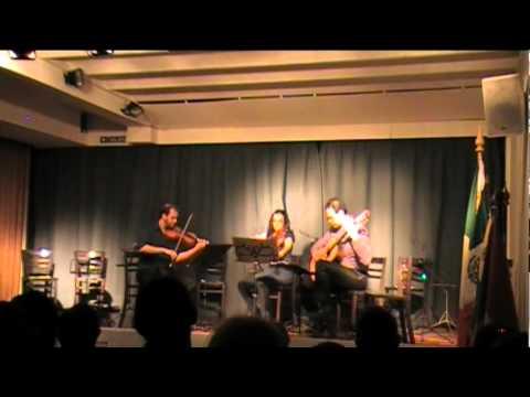 Francesco Molino - Trío Op4 Nº3 III Valz