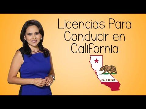 Licencia de conducir para inmigrantes indocumentados en California: Preguntas Frecuentes