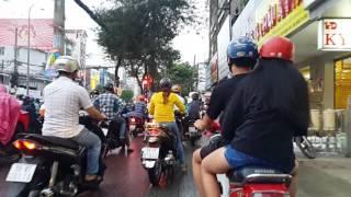 Đường Lý Thường Kiệt, Sài Gòn Dec,21,2016