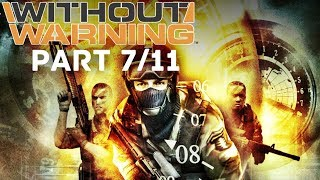 Without Warning Full Game (PART 7/11)(HD)