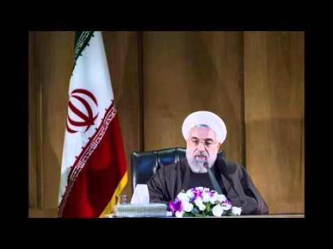 Iran's president vows to protect secrets post nuke deal