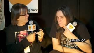 SODOM - Entrevista en Radio Futuro 88.9 Fm - Chile - Vortex TV