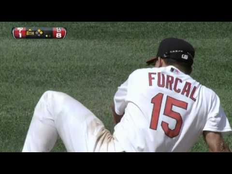2012/05/27 Furcal's amazing defensive game