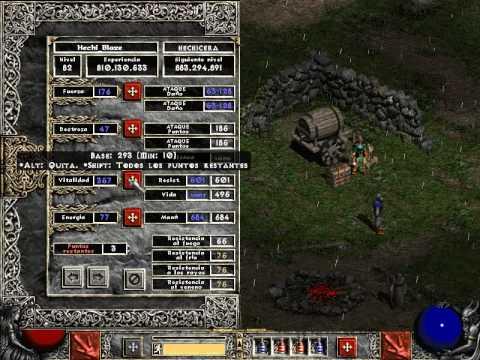 Mostrando el mod Plugy. the survivor kit - Diablo II