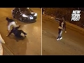 Download Chicago police gun down an armed man after fight spills into the street in Mp3, Mp4 and 3GP
