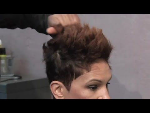 Short Hairstyles for Curly, Fine Hair : Hair Care & Styling Advice ...