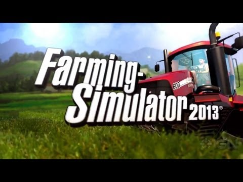 Farming Simulator 2013 Launch Trailer