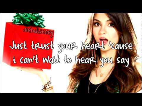 Victorious Cast Feat. Victoria Justice - It's Not Christmas Without You video