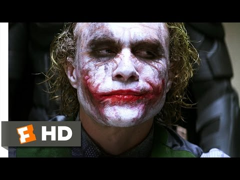 Good Cop, Bat Cop - The Dark Knight (5/9) Movie CLIP (2008) HD