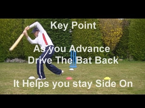 Useful Drills To Learn How To Play Spin Bowling - Hd Cricket Coaching Video video