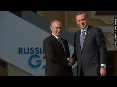 Turkey's President Must Be Studying Putin's Playbook