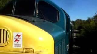 37075 THRASH! LEEKBROOK JUNCTION - CAULDON LOW BRANCH