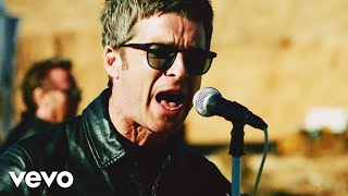 "Noel Gallagher's High Flying Birds - ""If Love Is The Law""のMVを公開 新譜「Who Built The Moon?」収録曲 thm Music info Clip"