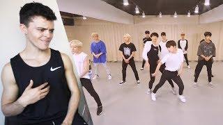 Download Lagu Seventeen (세븐틴) Crazy in Love Dance Practice REACTION! Gratis STAFABAND